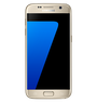 Samsung Galaxy S7 - gold, front