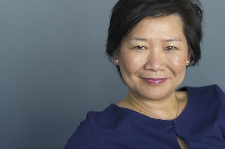 Intel's newly-appointed A/NZ national distributor manager, Chee-Mei Gan.