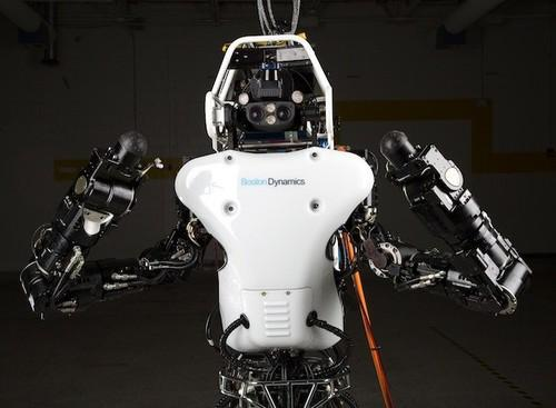 With its upgrade, the U.S. Defense Advanced Research Project Agency's ATLAS robot has 75 percent new parts, better energy efficiency and wireless communication.