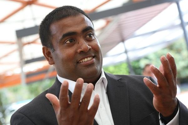 Seelan Nayagam - Managing director and vice president for Australia and New Zealand, CSC