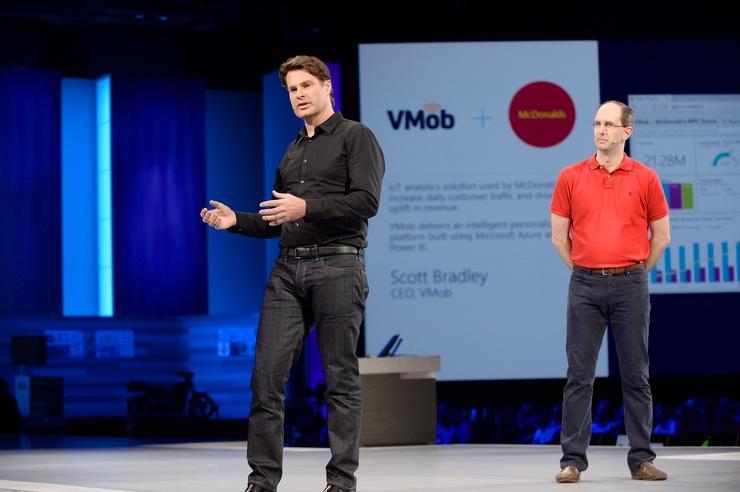 Scott Bradley - CEO, VMob