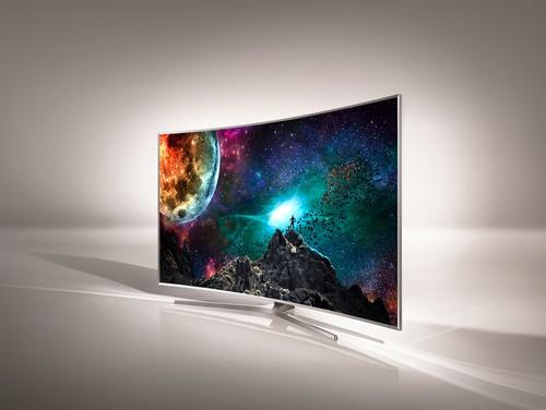 Samsung JS9500 Curved SUHD TV