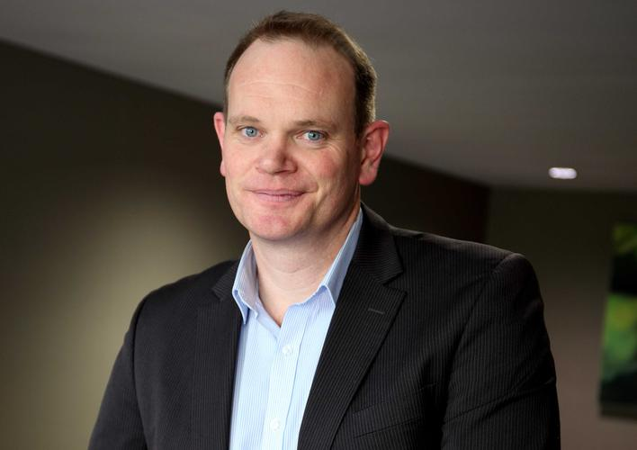 Tenable Network Security regional channel manager A/NZ, Peter Raven