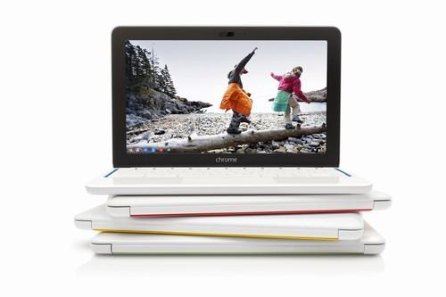 Google and HP's Chromebook 11
