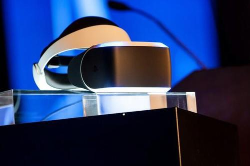 Sony Computer Entertainment America revealed a prototype virtual reality headset for the PlayStation 4 called Project Morpheus at the Game Developers Conference 2014  in San Francisco.