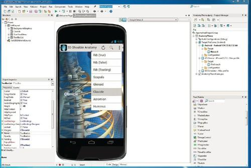 Embarcadero's new cross-platform Appmethod IDE