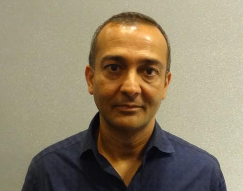 Facebook's head of network operations Najam Ahmad