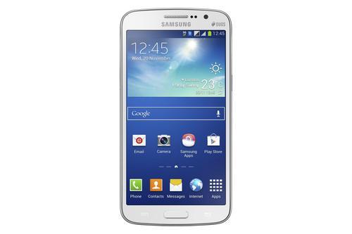 The Samsung Galaxy Grand 2 has a 1.2GHz quad-core processor.