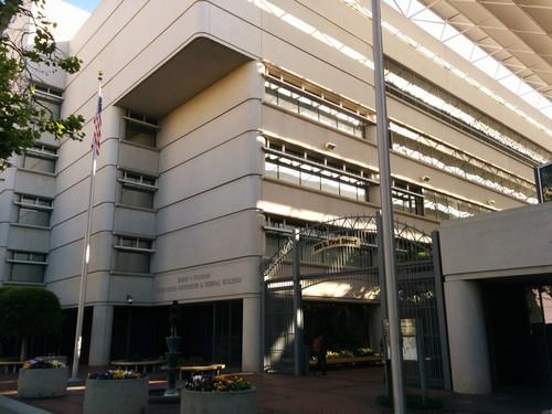 The U.S. District Court for the Northern District of California in San Jose on Monday, April 28, 2014