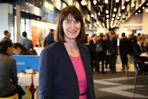 Dell A/NZ managing director, Angela Fox.