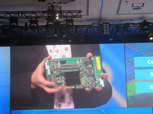 Intel's Xeon D chip based on Broadwell