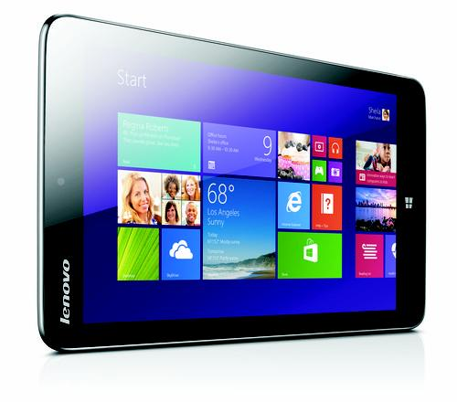 Lenovo Miix2 Windows 8.1 tablet with Bay Trail (3)