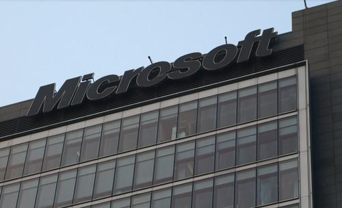 Microsoft Research Offices in Beijing.