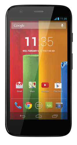 Motorola's Moto G will be available in over 30 countries.
