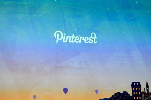 Pinterest's logo, as pictured on Nov. 20, 2013.