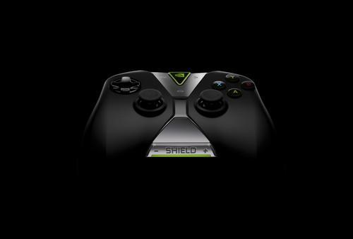Nvidia Tablet Shield controller