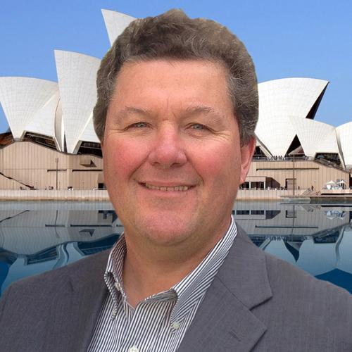 Nutanix A/NZ managing director Wayne Neich.