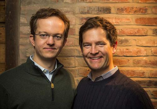 Will and John Ackerly, cofounders of Virtru