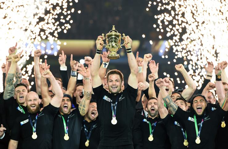 All Blacks - 2015 Rugby World Cup Champions
