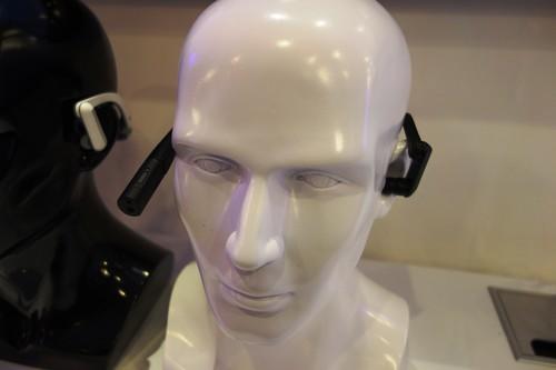 The BaiduEye prototype.