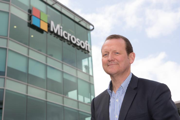 Barrie Sheers - Managing Director, Microsoft New Zealand