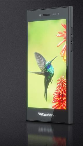 The BlackBerry Leap has a 5-inch screen, dual-core 1.5GHz processor, an 8-megapixel rear camera and 16GB of storage.
