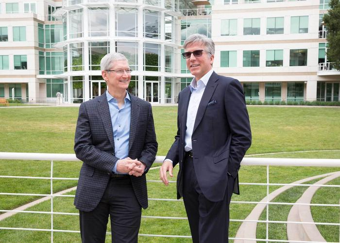 Tim Cook - CEO, Apple and Bill McDermott - CEO, SAP