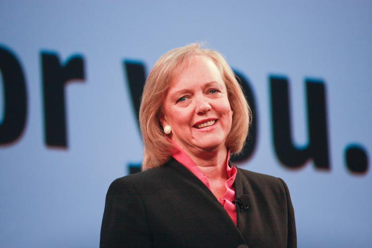 Meg Whitman - Chairman and CEO, Hewlett Packard Enterprise