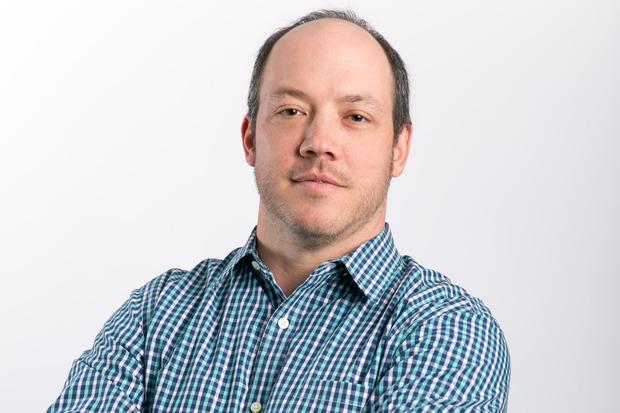 Ross Piper, Dropbox's vice president of enterprise Credit: Dropbox