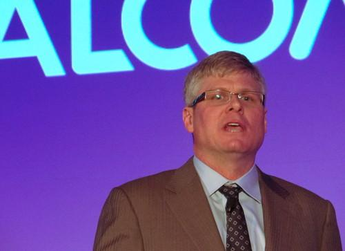 Qualcomm CEO Steve Mollenkopf at CES