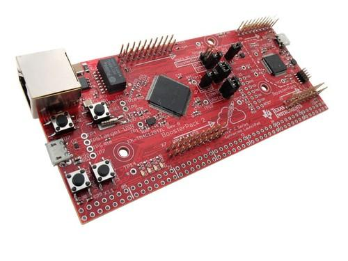 Texas Instruments' Tiva C Series Connected LaunchPad
