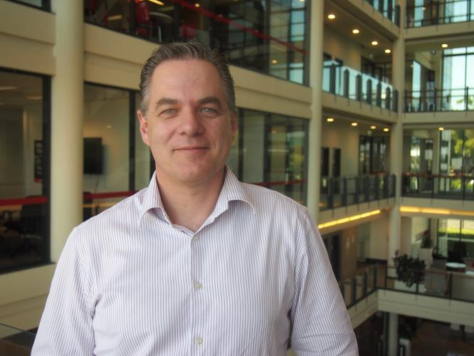 Frank Zanotto - Storage Channel Business Development Manager for Australia and New Zealand, Oracle