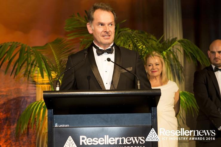 Gary Bigwood - Managing Director, Ingram Micro New Zealand