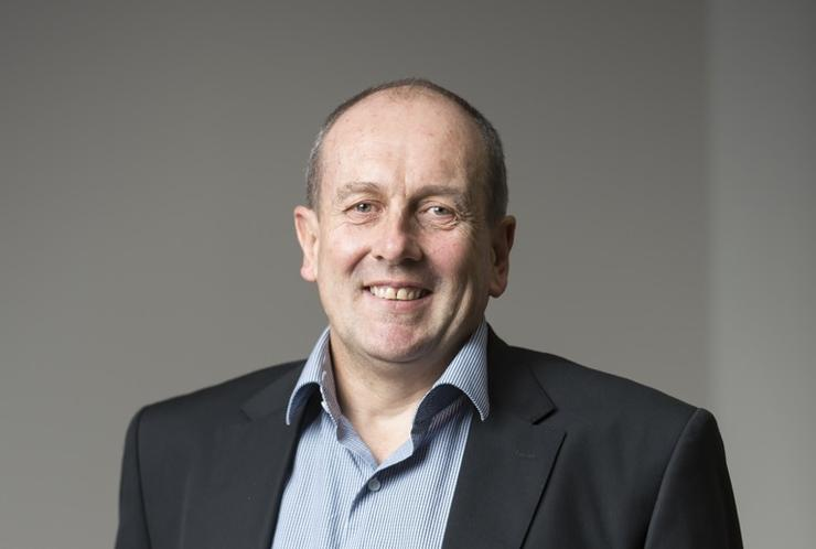 Geoff Wright - General manager, channels and alliances A/NZ, Dell EMC