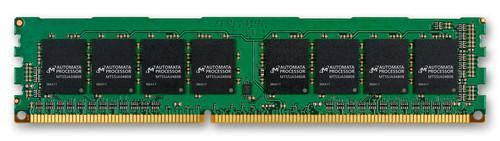 While it looks like a standard DIMM memory stick, Micron's Automtata Processor is actually a set of processors