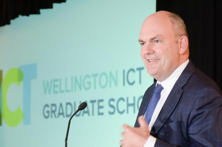 Steven Joyce - Science and Innovation Minister