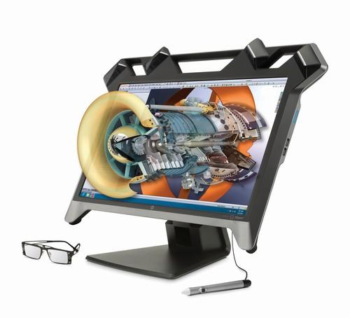 HP Zvr 23.6-inch Virtual Reality Display (1)