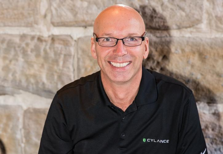 Cylance Asia-Pacific vice-president, Andy Solterbeck
