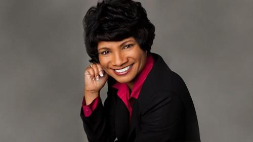 Intel's chief diversity officer Rosalind Hudnell