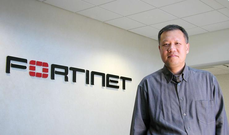 Ken Xie, founder, chairman and CEO, Fortinet