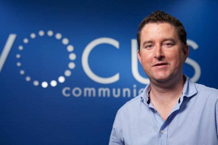 James Spenceley, CEO, Vocus Communications