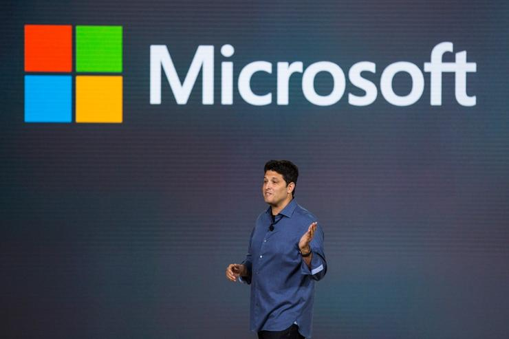 Terry Myerson - Executive Vice President of the Windows and Devices Group, Microsoft