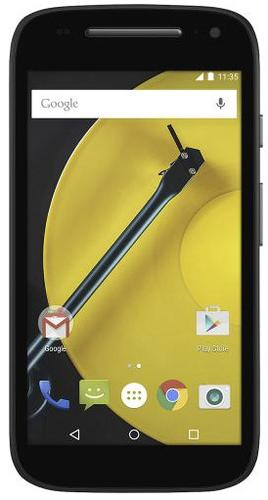 The new Moto E from Motorola looks a lot like its predecessor, according to a product page posted by Best Buy.