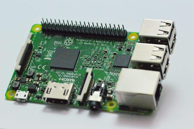 The Raspberry Pi 3 has Wi-Fi and a 64-bit processor. Credit: Raspberry Pi
