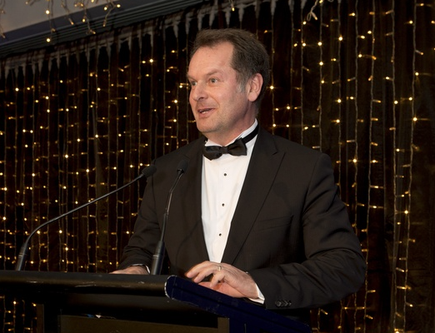 Gary Bigwood - Managing Director, Ingram Micro at the 2015 Reseller News ICT Industry Awards