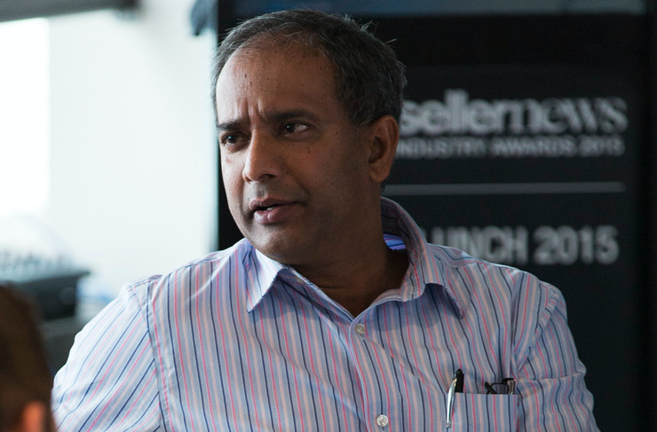 Prasanna Gulasekharam - Country Manager, Commvault New Zealand