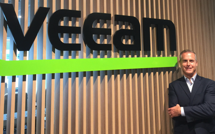 Peter McKay - President and COO, Veeam