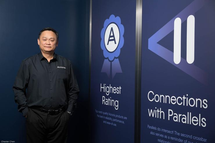 Steve Goh - Vice President APAC and Emerging Markets, Acronis