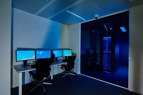 Microsoft's Transparency Center in Brussels
