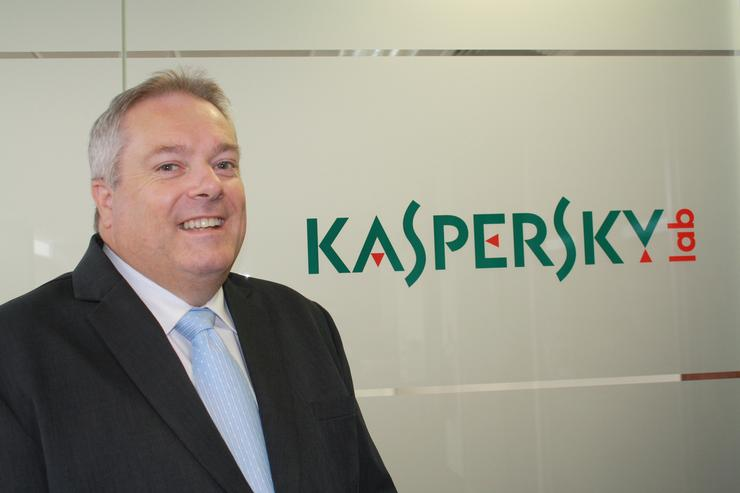 Peter Brady - General Manager of Australia and New Zealand, Kaspersky Lab